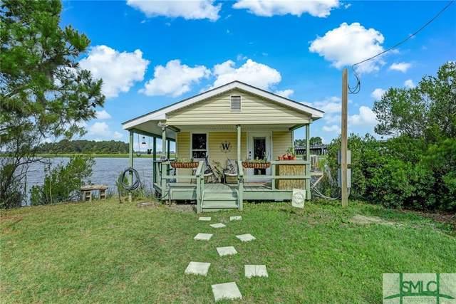 1 Brewster Street Lot 15B, Savannah, GA 31419 (MLS #250817) :: Keller Williams Coastal Area Partners