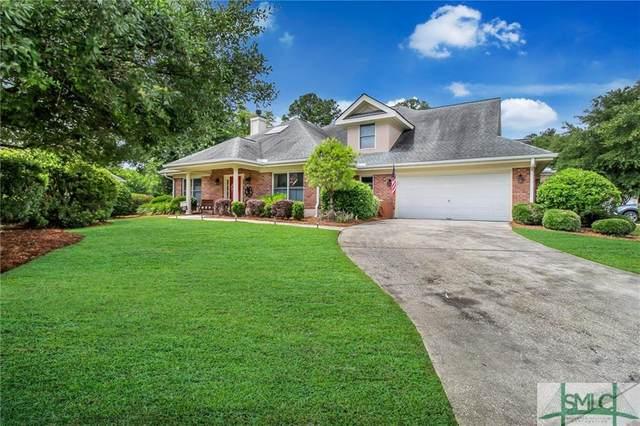 13 Steeple Run Way, Savannah, GA 31405 (MLS #250832) :: Luxe Real Estate Services