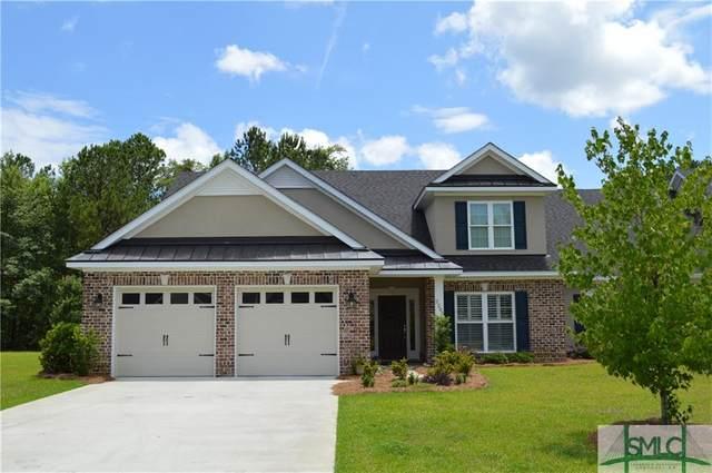 2205 Woodside Crossing, Savannah, GA 31405 (MLS #250836) :: Luxe Real Estate Services