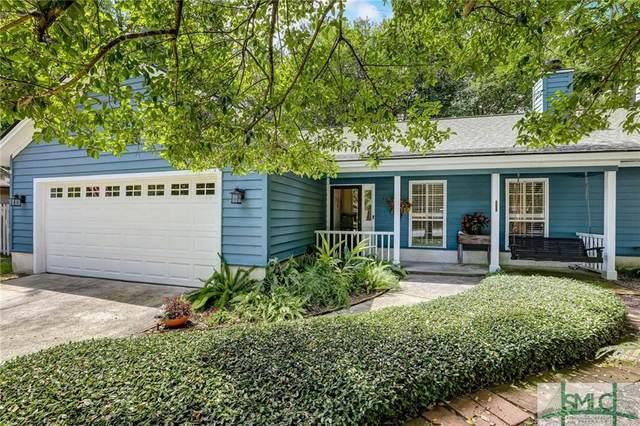 81 Red Fox Drive, Savannah, GA 31419 (MLS #250842) :: Keller Williams Coastal Area Partners