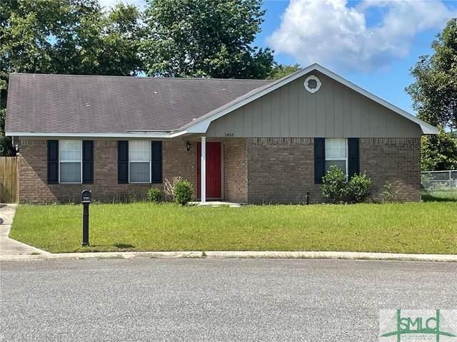 1453 Sheridan Point, Hinesville, GA 31313 (MLS #250858) :: Teresa Cowart Team