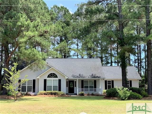 2524 Westover Drive, Statesboro, GA 30458 (MLS #250863) :: Keller Williams Coastal Area Partners