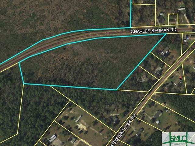 0 Charles Shuman Road, Pembroke, GA 31321 (MLS #250868) :: The Hilliard Group