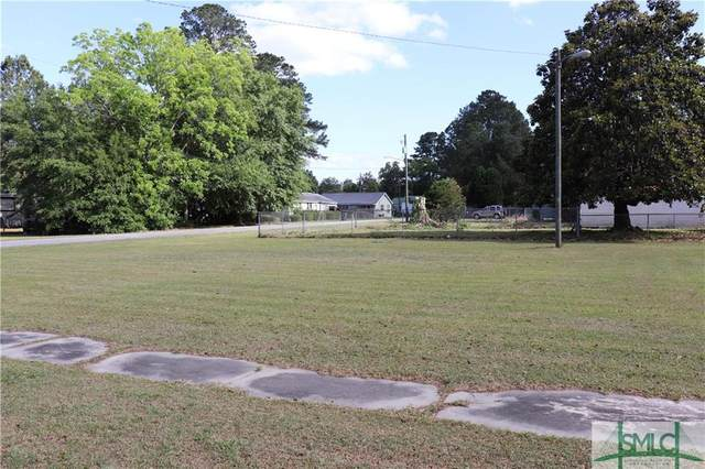 0 Park Avenue, Pembroke, GA 31321 (MLS #250871) :: Keller Williams Coastal Area Partners