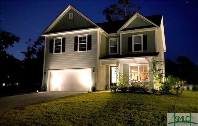 120 Arusha Avenue, Savannah, GA 31419 (MLS #250879) :: Keller Williams Realty-CAP