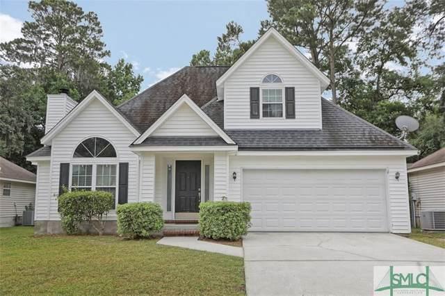 121 Saint Andrews Way, Savannah, GA 31410 (MLS #250883) :: The Arlow Real Estate Group