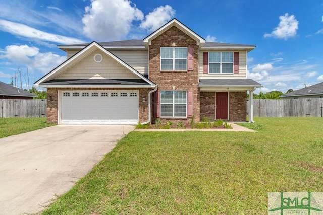 142 Oak Harvest Ridge, Midway, GA 31320 (MLS #250901) :: Keller Williams Coastal Area Partners