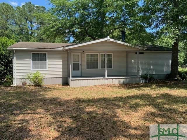 1017 Homestead Drive, Ellabell, GA 31308 (MLS #250905) :: Bocook Realty
