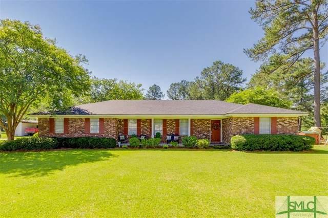 1456 119 Highway, Springfield, GA 31329 (MLS #250906) :: The Arlow Real Estate Group
