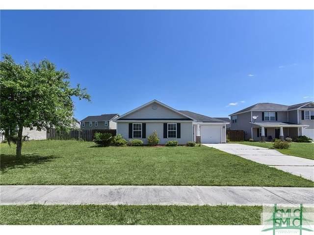 130 Willow Oak Drive, Richmond Hill, GA 31324 (MLS #250940) :: McIntosh Realty Team