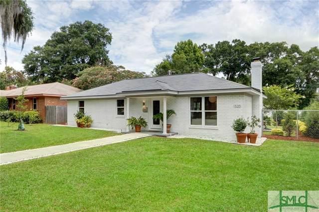 1520 E 49th Street, Savannah, GA 31404 (MLS #250945) :: Keller Williams Coastal Area Partners