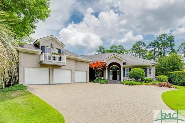 110 Greenview Drive, Savannah, GA 31405 (MLS #250946) :: Liza DiMarco