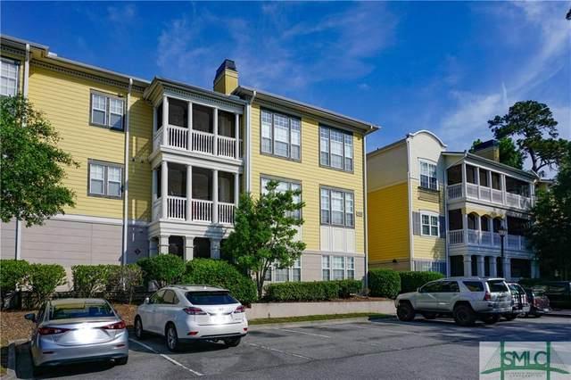 1537 Whitemarsh Way, Savannah, GA 31410 (MLS #250958) :: Keller Williams Realty-CAP