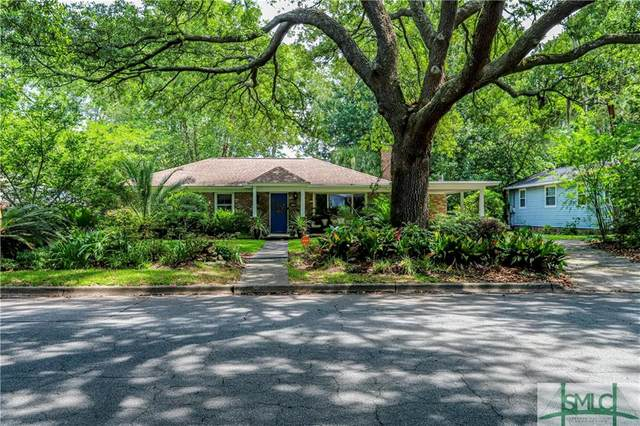 318 Oxford Drive, Savannah, GA 31405 (MLS #250970) :: Keller Williams Coastal Area Partners
