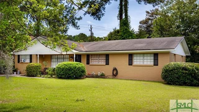 1 Winding Way, Savannah, GA 31419 (MLS #250977) :: The Hilliard Group
