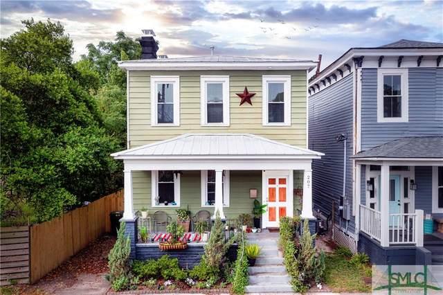 207 W 43rd Street, Savannah, GA 31401 (MLS #250991) :: Luxe Real Estate Services