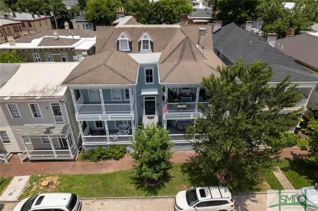 216 W Park Avenue, Savannah, GA 31401 (MLS #250996) :: The Hilliard Group