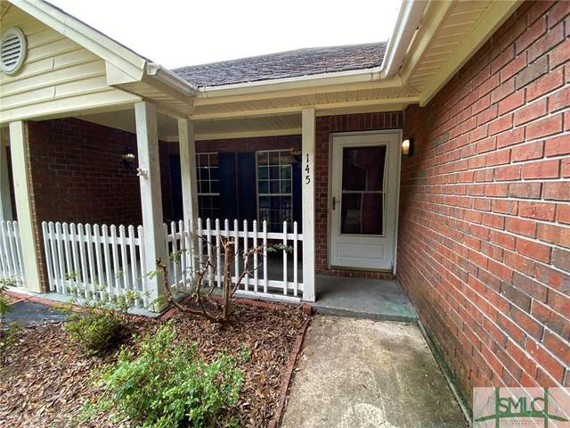 145 Trellis Way, Savannah, GA 31419 (MLS #250999) :: Teresa Cowart Team