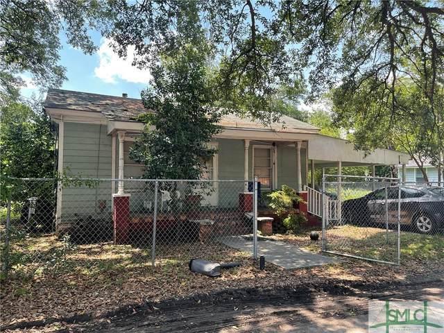146 Hopper Street, Savannah, GA 31408 (MLS #251008) :: Keller Williams Coastal Area Partners