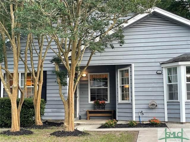 27 Tara Manor Drive, Savannah, GA 31406 (MLS #251021) :: Coldwell Banker Access Realty