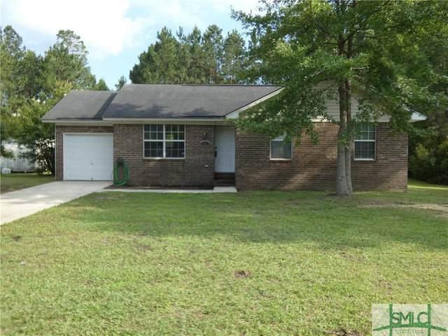 217 Greene Drive, Rincon, GA 31326 (MLS #251026) :: Coastal Savannah Homes