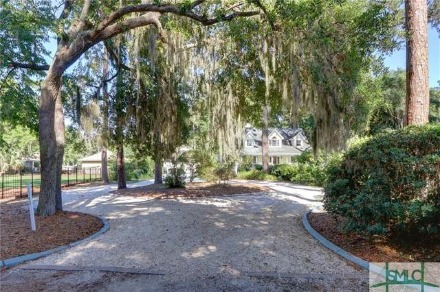 1345 Wilmington Island Road, Savannah, GA 31410 (MLS #251027) :: McIntosh Realty Team