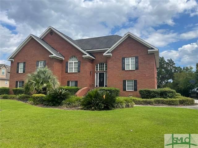 211 Lyman Hall Road, Savannah, GA 31410 (MLS #251030) :: Keller Williams Realty-CAP