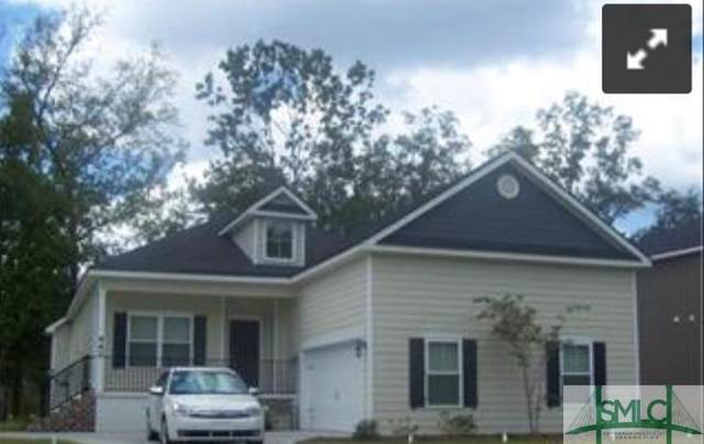 442 Waverly Lane, Richmond Hill, GA 31324 (MLS #251033) :: Luxe Real Estate Services