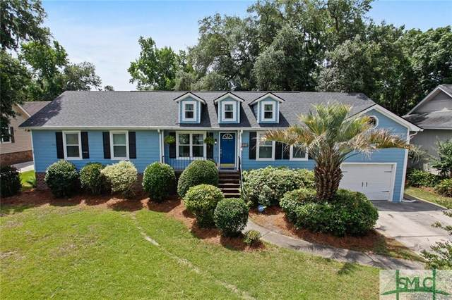 119 N Sheftall Circle, Savannah, GA 31410 (MLS #251039) :: Keller Williams Realty-CAP