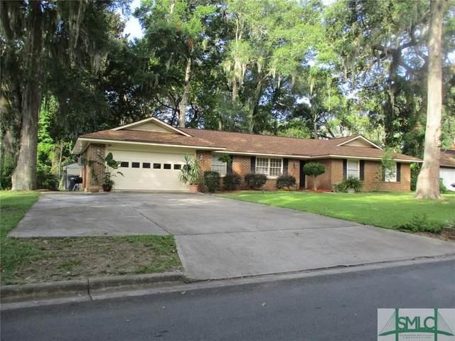 113 Chatsworth Road, Savannah, GA 31410 (MLS #251043) :: Keller Williams Realty-CAP