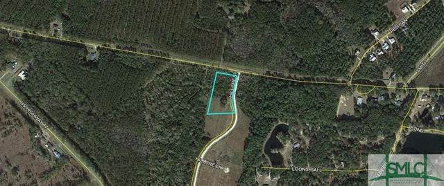 Lot 1 2 & 3 Hillcrest Drive, Darien, GA 31305 (MLS #251047) :: Keller Williams Coastal Area Partners