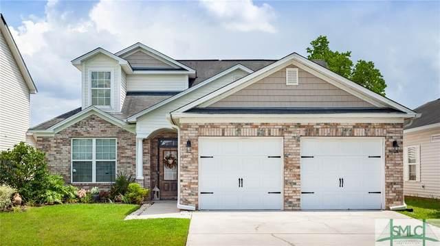 66 Chapel Lake N, Savannah, GA 31419 (MLS #251050) :: Teresa Cowart Team