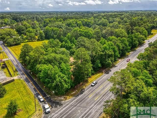 1406 E Us Highway 80 Highway, Bloomingdale, GA 31302 (MLS #251054) :: Bocook Realty