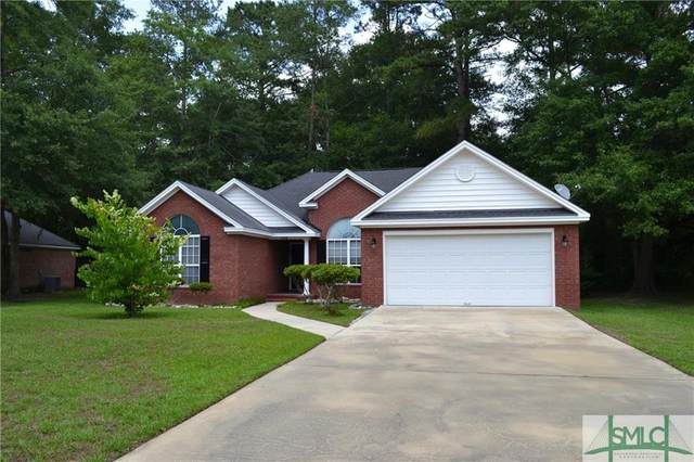 428 Walthour Drive, Rincon, GA 31326 (MLS #251056) :: Coldwell Banker Access Realty