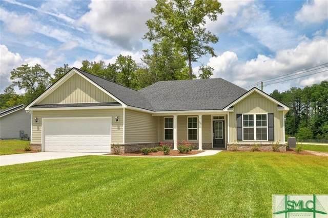 300 Mallard Pointe Drive, Rincon, GA 31326 (MLS #251057) :: Coldwell Banker Access Realty
