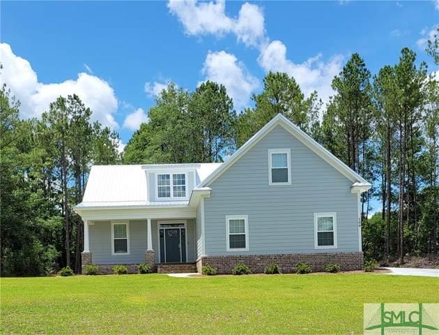 101 S Effingham Plantation Drive, Guyton, GA 31312 (MLS #251059) :: Keller Williams Coastal Area Partners