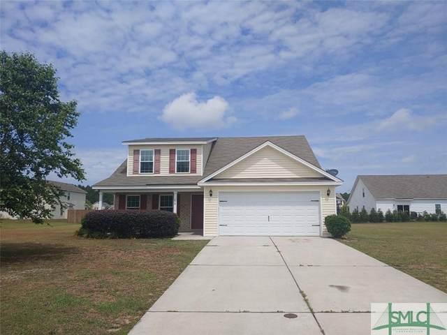 108 Old Mill Road, Guyton, GA 31312 (MLS #251064) :: Keller Williams Coastal Area Partners