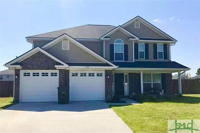 702 Auburn Cove, Hinesville, GA 31313 (MLS #251070) :: McIntosh Realty Team