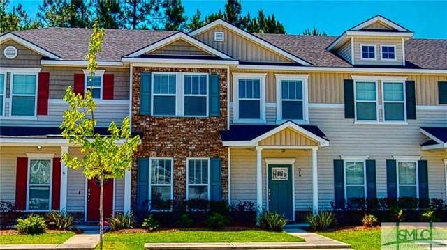 319 Sonoma Drive, Pooler, GA 31322 (MLS #251071) :: Teresa Cowart Team