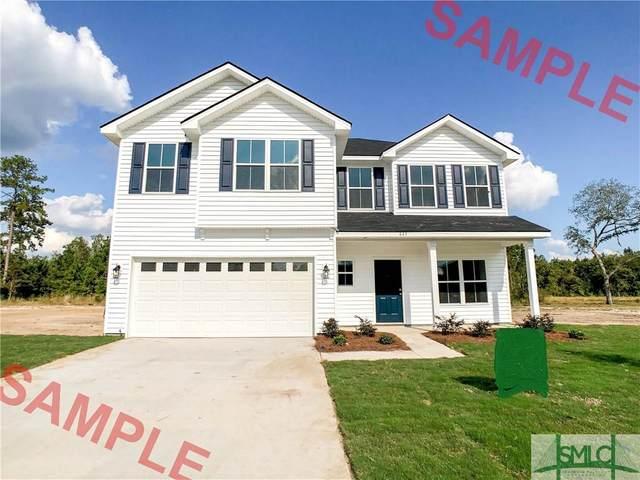 233 Gambrell Road, Hinesville, GA 31313 (MLS #251072) :: Teresa Cowart Team