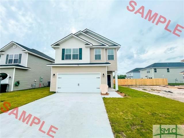187 Gambrell Road, Hinesville, GA 31313 (MLS #251077) :: Keller Williams Coastal Area Partners