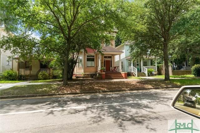 913 E Henry Street, Savannah, GA 31401 (MLS #251078) :: Liza DiMarco