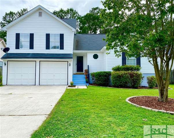 105 Rivermarsh Drive, Savannah, GA 31419 (MLS #251085) :: Liza DiMarco