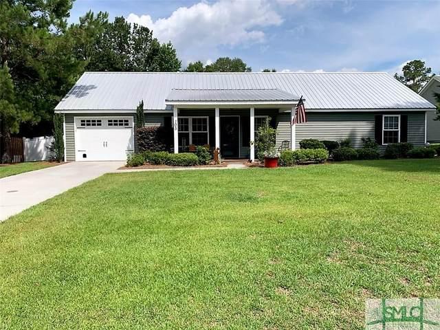 105 Buford Hill Road, Eden, GA 31307 (MLS #251089) :: Keller Williams Coastal Area Partners