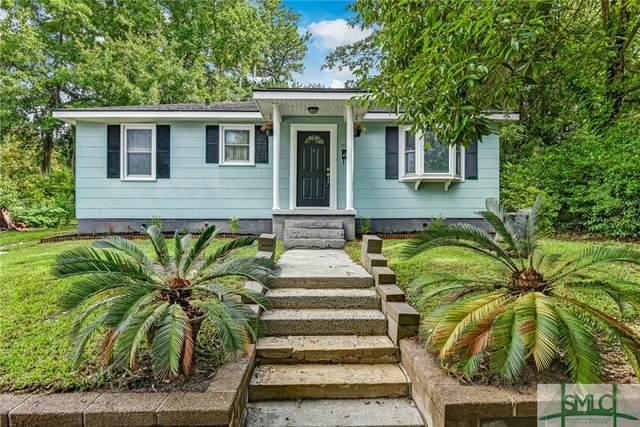 1510 E 57th Street, Savannah, GA 31404 (MLS #251092) :: Coastal Savannah Homes