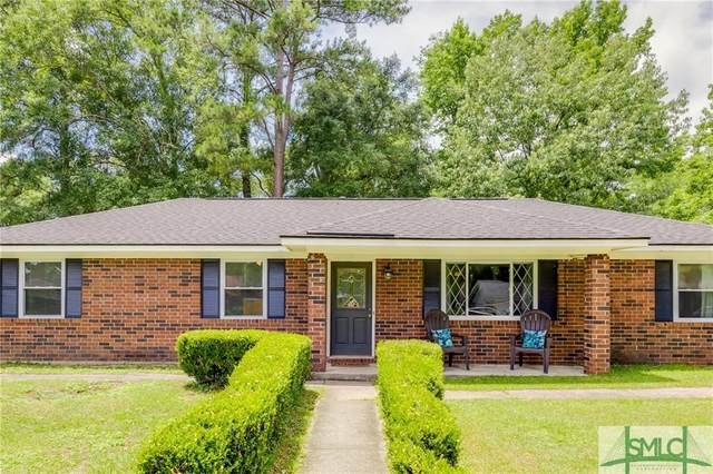 211 Holiday Drive, Savannah, GA 31419 (MLS #251093) :: Keller Williams Coastal Area Partners