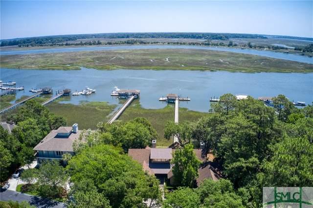 10 Wylly Island Drive, Savannah, GA 31406 (MLS #251100) :: Coldwell Banker Access Realty