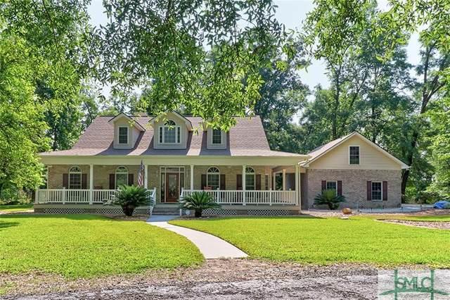 134 Hickory Lane, Brooklet, GA 30415 (MLS #251103) :: Keller Williams Coastal Area Partners