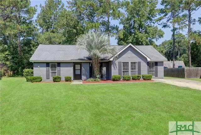 13 W Sagebrush Lane, Savannah, GA 31419 (MLS #251108) :: The Arlow Real Estate Group