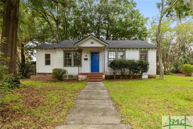 1501 E 34th Street, Savannah, GA 31404 (MLS #251109) :: Coldwell Banker Access Realty